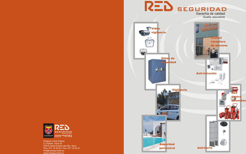 Carpeta Red Seguridad